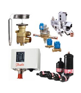System Spares & Components